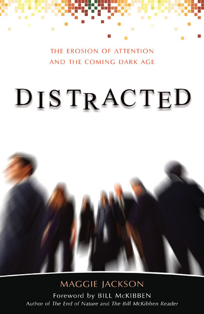 Maggie Jackson's Distracted