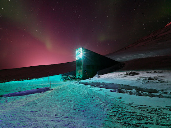 d0ecca7e Inside Svalbard, the Doomsday Vault Saving the Past and Future of  Agriculture — Blog of the Long Now