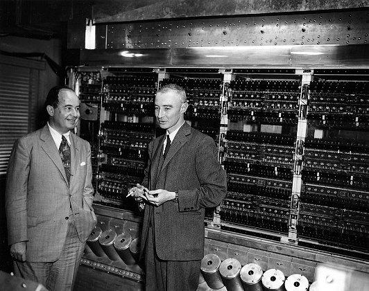 Oppie & Neumann & MANIAC