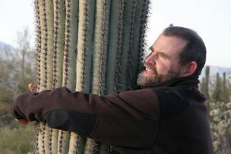 Craig Childs and Cactus