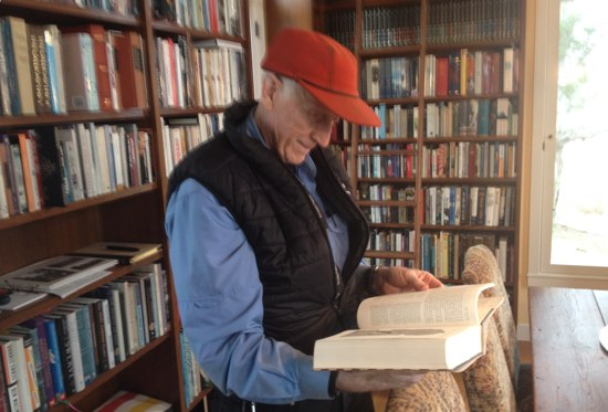 Stewart Brand Library