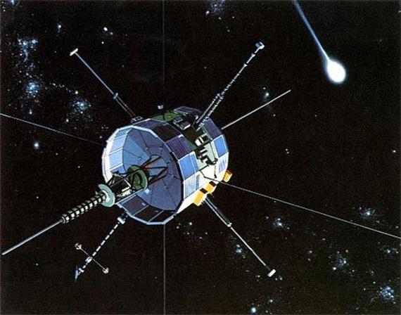 International Cometary Explorer (NASA)