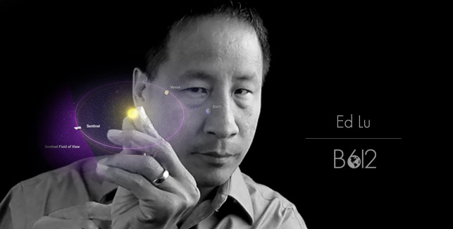 Ed Lu, image by Space.com