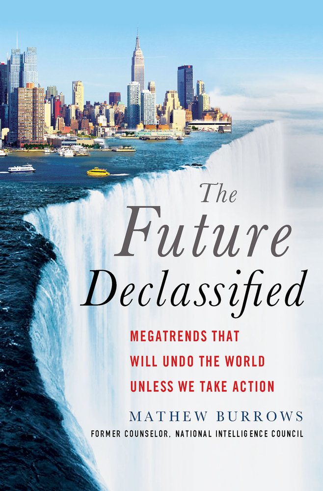 Mathew Burrows at The Interval: The Future Declassified