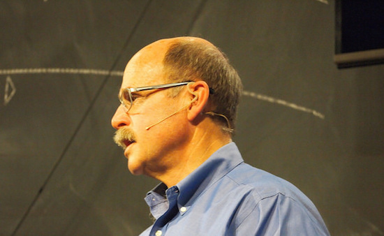 Paul Saffo: Pace Layers Thinking at The Interval, January 02015