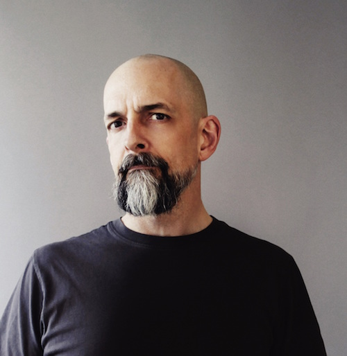 Neal Stephenson at The Interval on May 21, 02015; photo by Kelly O'Connor