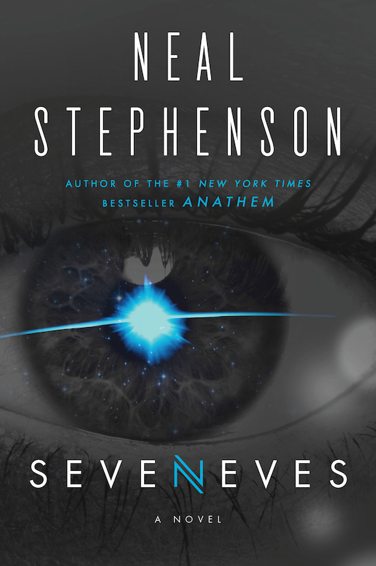 Neal Stephenson's SEVENEVES at The Interval on May 21, 02015