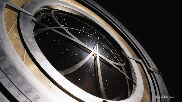 The Clock of the Long Now: actual components of our 10,000 Year Clock will be on display at the Summit
